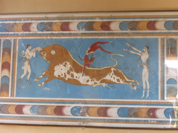 Bull Leapers of Knossos